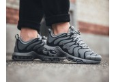 Кроссовки Nike Air Max Plus TN Ultra Grey/Black - Фото 3