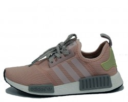 Кроссовки Adidas NMD R1 Rose/Grey
