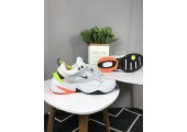 Кроссовки Nike M2K Tekno White/Orange/Grey - Фото 7