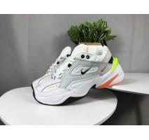 Кроссовки Nike M2K Tekno White/Orange/Grey