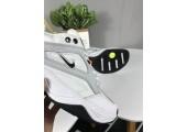 Кроссовки Nike M2K Tekno White/Orange/Grey - Фото 4