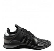 Кроссовки Adidas EQT Running Support Black/Grey Ornament