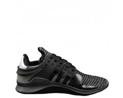 Кроссовки Adidas EQT Running Support Black/Grey Ornament