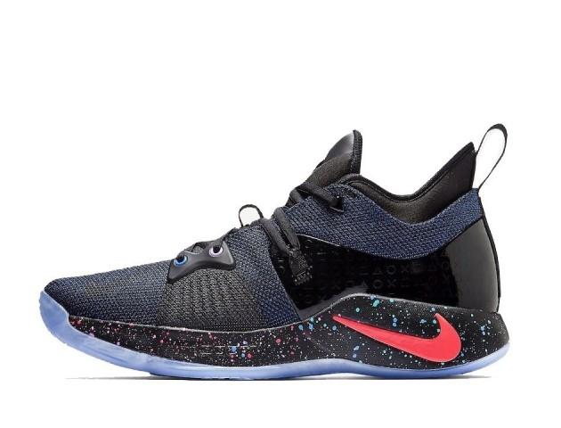 Баскетбольные кроссовки Nike PG 2 PlayStation