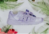 Кроссовки Puma х Rihanna Fenty Bow Sneaker Sweet Lavender - Фото 8