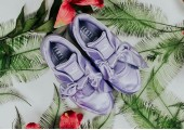 Кроссовки Puma х Rihanna Fenty Bow Sneaker Sweet Lavender - Фото 6