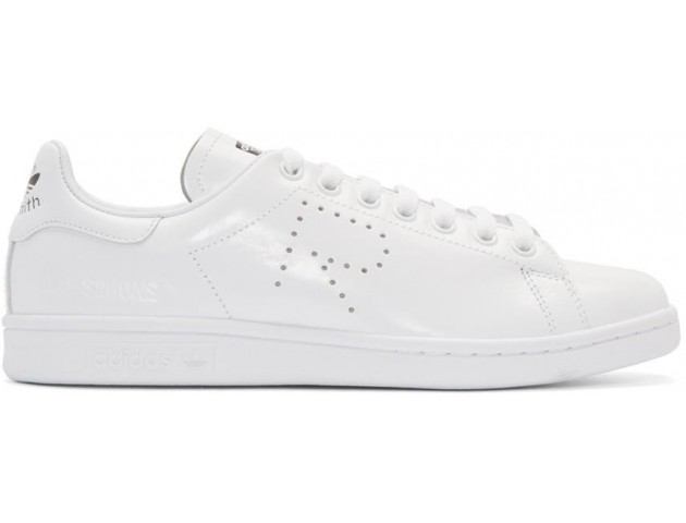 Кроссовки Adidas X Raf Simons Stan Smith Aged White