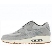 Кроссовки Nike Air Max 90 Premium Grey Shampain