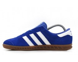 Кроссовки Adidas Originals Hamburg Deep Blue