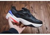 Кроссовки Nike M2K Tekno Black/Blue/Red - Фото 8