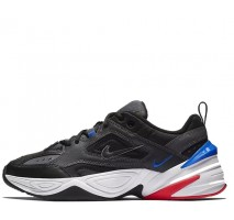 Кроссовки Nike M2K Tekno Black/Blue/Red