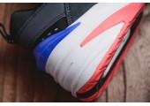 Кроссовки Nike M2K Tekno Black/Blue/Red - Фото 2