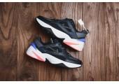 Кроссовки Nike M2K Tekno Black/Blue/Red - Фото 9
