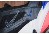 Кроссовки Nike M2K Tekno Black/Blue/Red - Фото 4