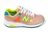 Кроссовки New Balance MRT580 Sorbet Pack Orange April - Фото 3