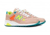 Кроссовки New Balance MRT580 Sorbet Pack Orange April - Фото 6