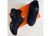 Кроссовки Nike Air Max TN Plus II All Black - Фото 7