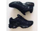 Кроссовки Nike Air Max TN Plus II All Black - Фото 3