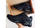 Кроссовки Nike Air Max TN Plus II All Black - Фото 6