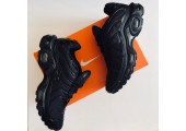 Кроссовки Nike Air Max TN Plus II All Black - Фото 8