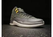 Баскетбольные кроссовки Air Jordan 12 Dark Grey - Фото 6