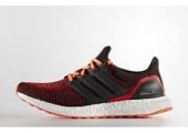 Кроссовки Аdidas Ultra Boost Solar Red - Фото 3