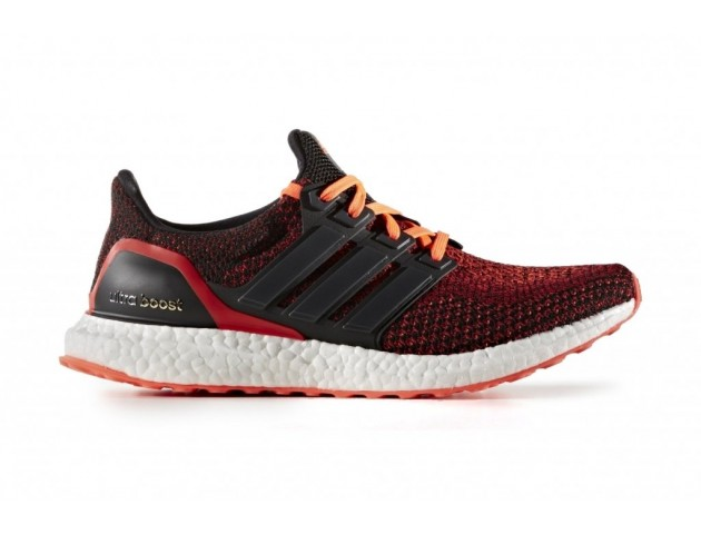 Кроссовки Аdidas Ultra Boost Solar Red