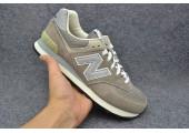 Кроссовки New Balance 574 Classic Grey - Фото 7