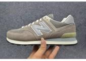 Кроссовки New Balance 574 Classic Grey - Фото 2