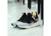 Кроссовки Nike Air Huarache Utility Grey/Yellow - Фото 2