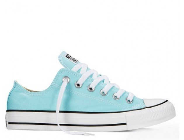 Кеды Converse All Star Chuck Taylor Low Turquoise