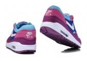 Кроссовки Nike Air Max 87 Blue/Pink/White - Фото 3