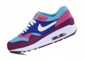 Кроссовки Nike Air Max 87 Blue/Pink/White - Фото 2