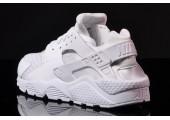 Кроссовки Nike Air Huarache Cold White - Фото 9