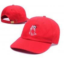 Кепка Ripndip Peaked Cap Red