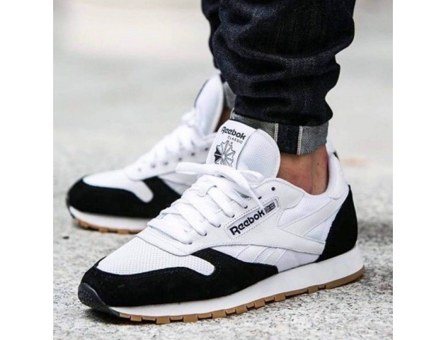 Кроссовки Reebok Classic Leather SPP Perfect Split