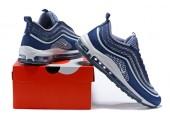 Кроссовки Nike Air Max 97 Ultra Blue - Фото 2