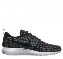 Кроссовки Nike Flyknit Roshe Run Black