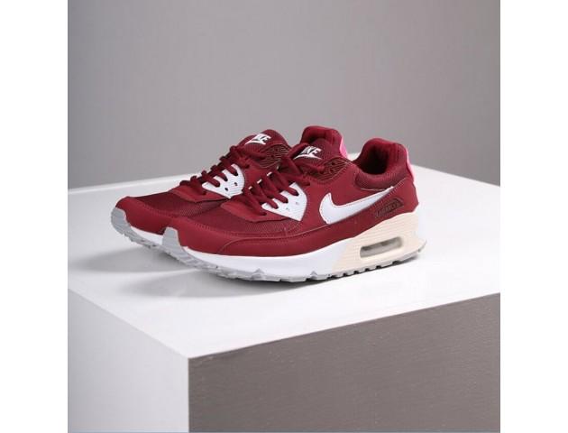 Кроссовки Nike Air Max 90 Purple/Dark Red