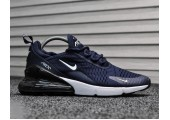 Кроссовки Nike Air Max 270 Midnight Navy - Фото 2