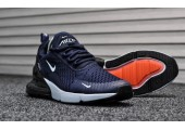 Кроссовки Nike Air Max 270 Midnight Navy - Фото 3