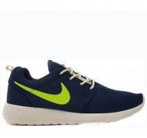 Кроссовки Nike Roshe Run Summer Dark Blue