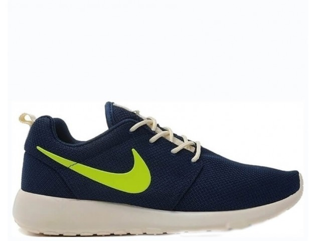 Кроссовки Nike Roshe Run Summer Dark Blue