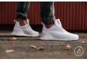 Кроссовки Adidas AF 1.4 Primeknit White - Фото 10