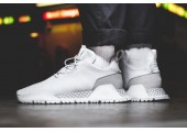 Кроссовки Adidas AF 1.4 Primeknit White - Фото 9