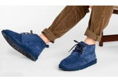 UGG NEUMEL BOOT NEW NAVY - Фото 7