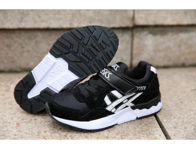 Детские кроссовки Asics Gel Lyte V Black/White