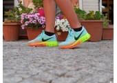 Кроссовки Nike Air Max Flyknit Mint - Фото 9