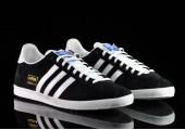 Кроссовки Adidas Gazelle Black - Фото 1