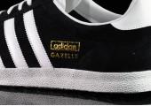 Кроссовки Adidas Gazelle Black - Фото 5